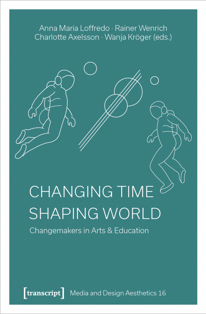 Buchcover Changing times shaping world